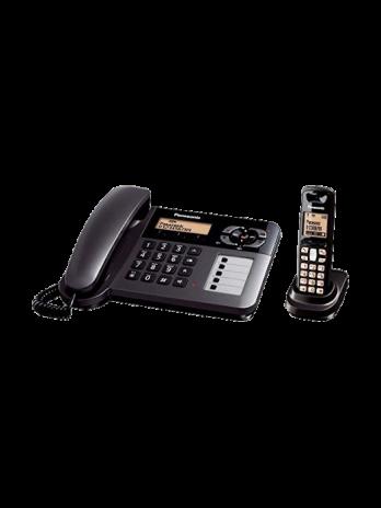 تلفن رومیزی و بیسیم پاناسونیک مدل KX-TG6458