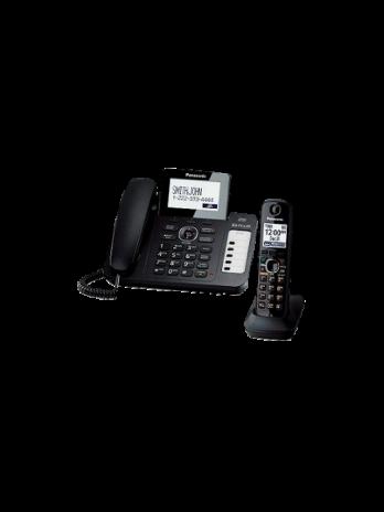 تلفن رومیزی و بیسیم پاناسونیک مدل KX-TG6671