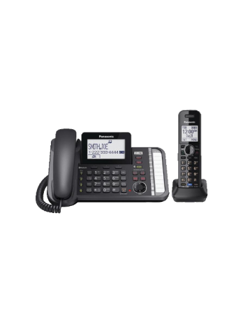 تلفن رومیزی و بی سیم پاناسونیک مدل KX-TG9581