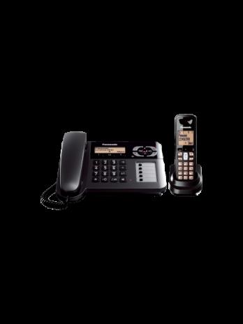 تلفن رومیزی و بیسیم پاناسونیک مدل KX-TGF120