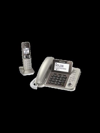 تلفن رومیزی و بی سیم پاناسونیک مدل KX-TGF350