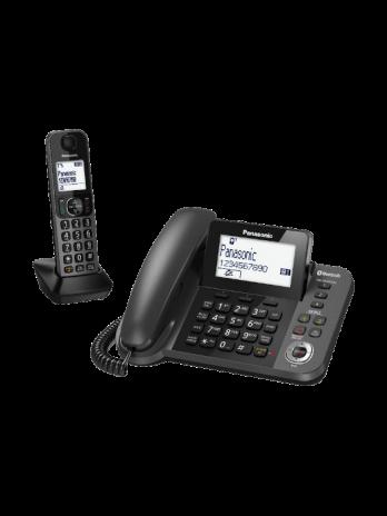 تلفن رومیزی و بی سیم پاناسونیک مدل KX-TGF380