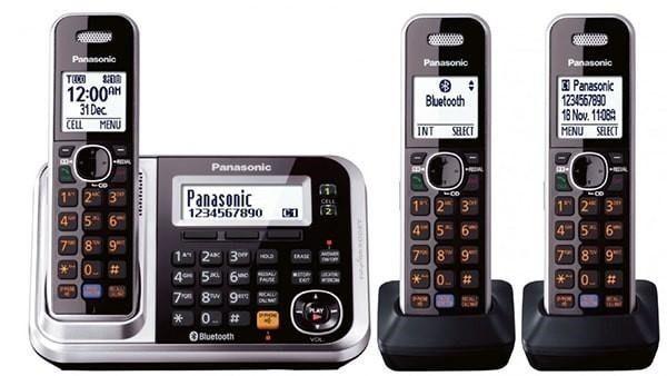 مشکلات باتری تلفن بی سیم پاناسونیک